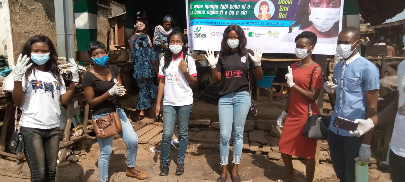 Supporting the COVID-19 Response in Nigeria